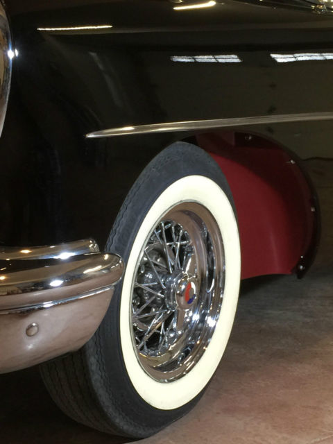 1954 Buick Skylark Base Convertible 2 Door 5 3l For Sale