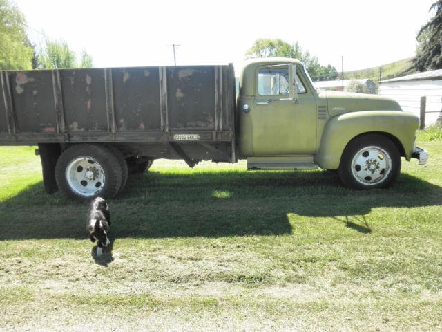 Chevy Ton Truck