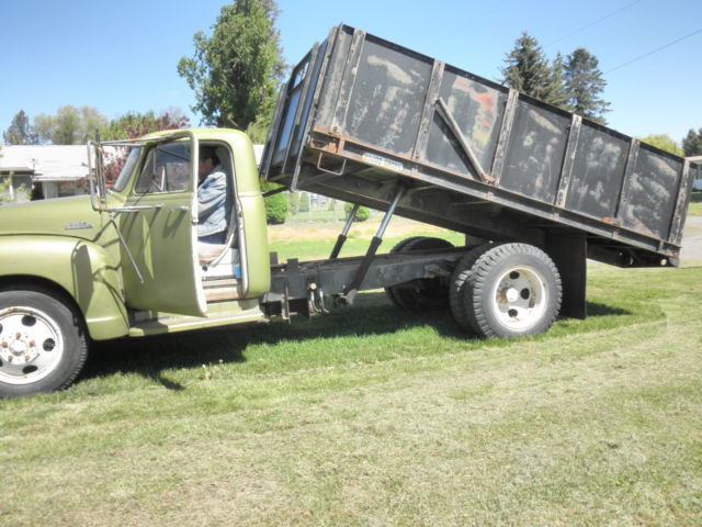 1954 Chevy 6400 - 2 Ton truck. for sale in Colfax ...