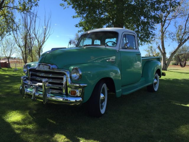 1954 gmc 5 window truck for sale in billings montana for 1951 gmc 5 window pickup