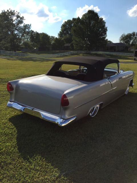 1955 Chevrolet bel air convertible tube frame,corvette