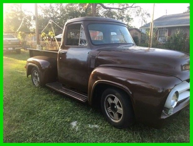 Ford F  Pickup Truck  Big Block V R Transmission For Sale In Silver Springs Florida United States