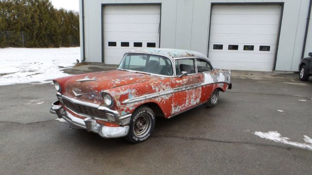 Bel Air Nissan Service >> 57 Chevy Barn Find.html | Autos Post