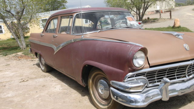1956 ford 4 door for sale in grand junction colorado for 1956 ford 4 door