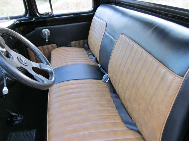 1956 Ford F100 streetrod hotrod 350/350 combo mustang ii custom
