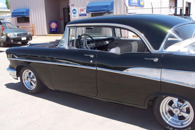 1957 chevy belair 4 door hardtop for sale in canon city for 1957 belair 4 door hardtop