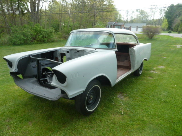 1957 Chevy Belair Project Car For Sale In Temperance