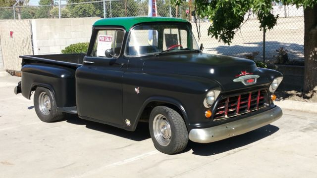1957 gmc chevy 3100 big window short bed stepside pick up for 1957 chevy big window truck for sale