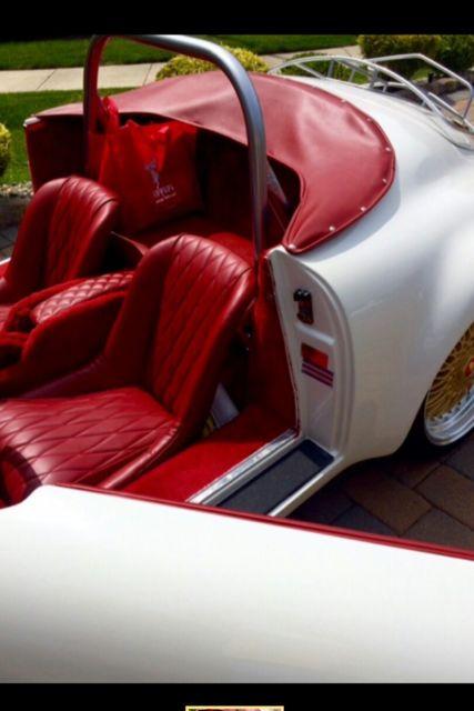 1957 Porsche 356 130 HP Porsche Speedster Outlaw Replica for sale in