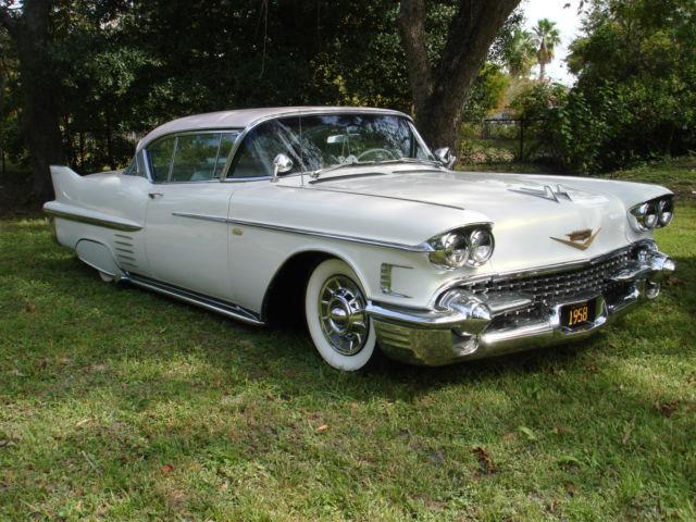 1958 cadillac coupe deville ground up restoration for sale in jacksonville florida united. Black Bedroom Furniture Sets. Home Design Ideas