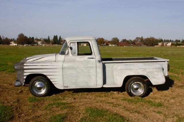 1958 Chevrolet Apache V8 Short Bed 12 Ton Hot Rod Truck For Sale