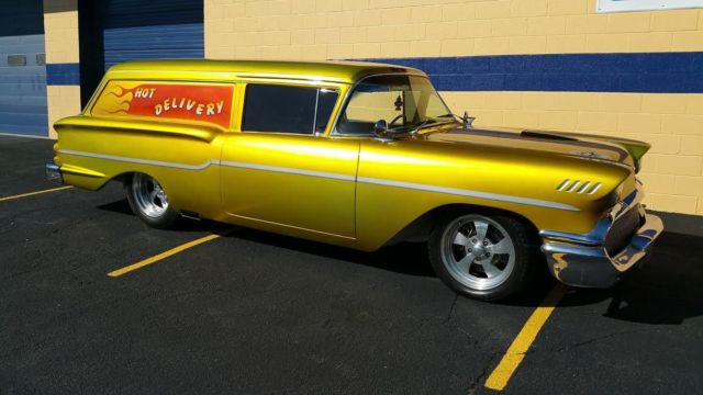 1958 Chevrolet Sedan Delivery Classis USA Muscle Car RARE
