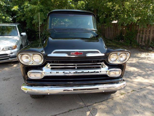 1959 Chevrolet Apache Napco 4x4 for sale in Mono, Canada