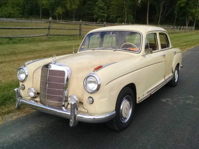 1959 mercedes benz 220s ponton for sale in stockton new for 1959 mercedes benz 220s