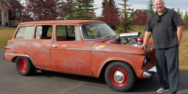 1959 STUDEBAKER LARK RAT ROD for sale in Naples, Florida, United States
