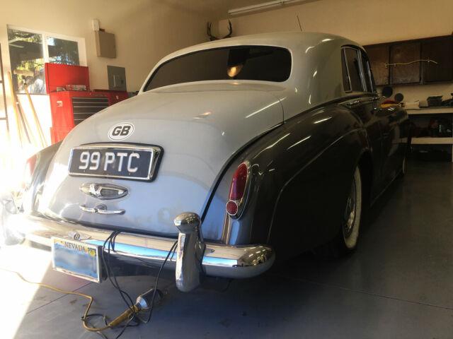 1960 Bentley S2 right-hand drive classic car new interior ...