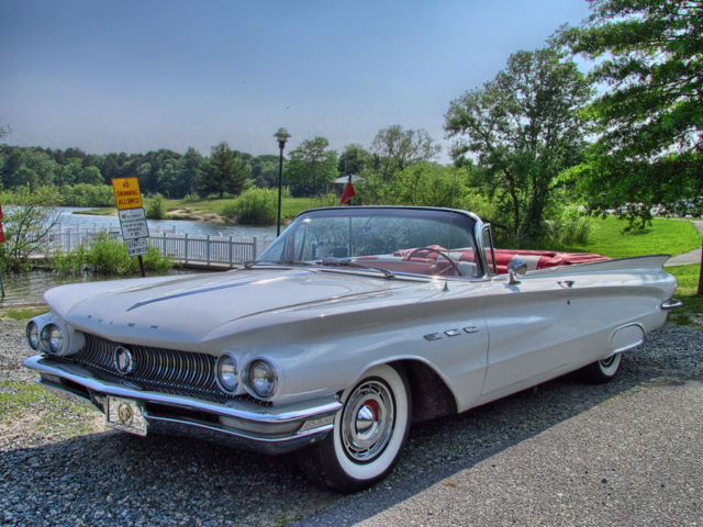 1960 Buick Lesabre Convertible For Sale In Millville New