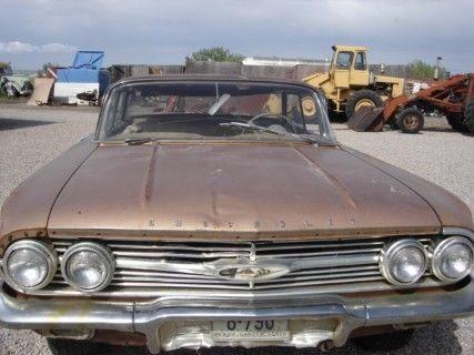1960 Chevrolet Impala 4 Door Hardtop For Sale In Rapid City South