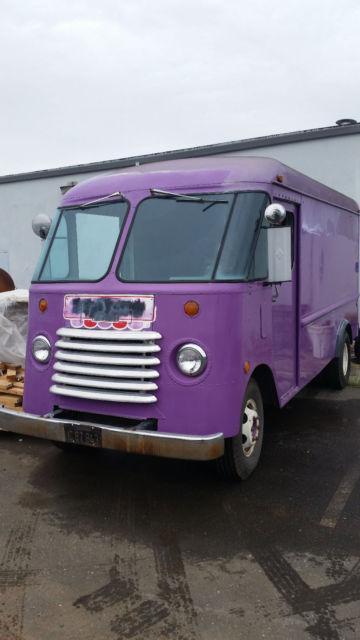Grumman Olson Pickup Truck Bed