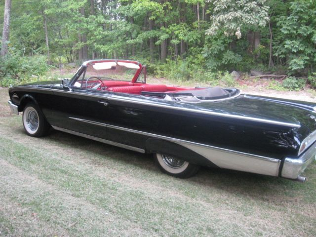 1960 Ford Sunliner Galaxie For Sale In Pelham New