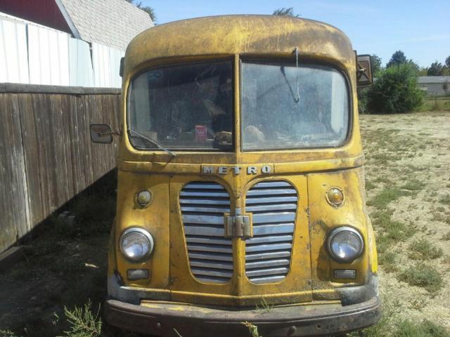 Used Cars For Sale In Mn >> 1960 IH Metro Van Stepvan milk truck foodtruck commercial delivery for sale in Meridian, Idaho ...