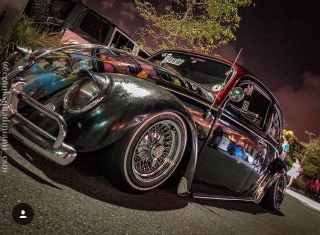1960 Volkswagen Beetle Lowrider for sale in Opa-Locka