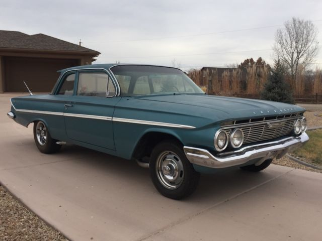 Used Cars Grand Junction Co >> 1961 CHEVY BEL AIR, 2 DOOR, 150-210 BARN FIND, RARE, for sale in Grand Junction, Colorado ...