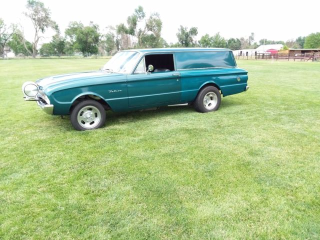 1961 Ford Falcon Sedan Delivery Gasser Hot Rod For Sale In