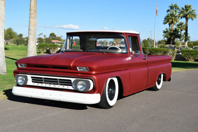 1962 c10 ls swap 5 3 hotrod bagged truck c 10 c 10 chevy 1963 1964 1966 1965 lsx for sale in. Black Bedroom Furniture Sets. Home Design Ideas