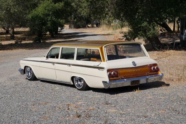 1962 chevrolet biscayne wagon for sale in windsor. Black Bedroom Furniture Sets. Home Design Ideas