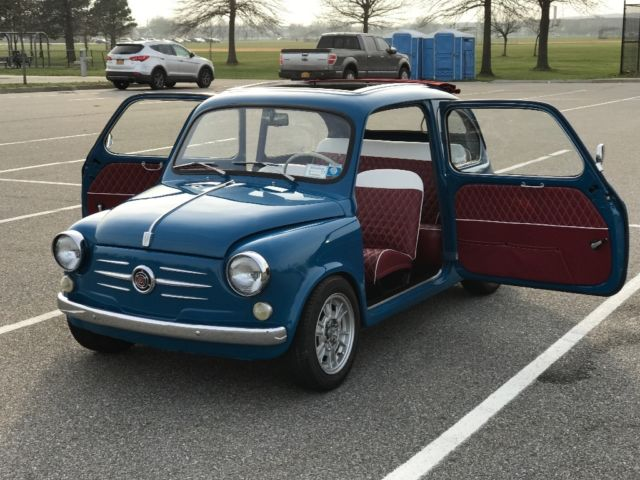 1962 Fiat 600 Abarth Inspired For Sale In Staten Island