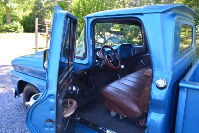1963 Chevrolet C-10 Short Bed Pro-Touring Street rod pickup