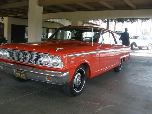 1963 Ford Fairlane 500 Sports Coupe for sale in Vero Beach