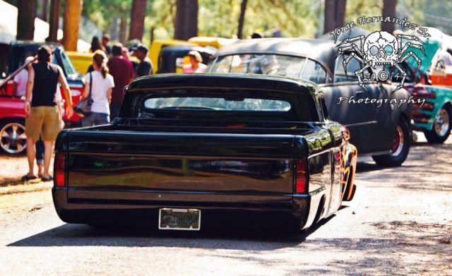 1964 Ford F100 Custom Blown Pro Street Chopped Show Truck
