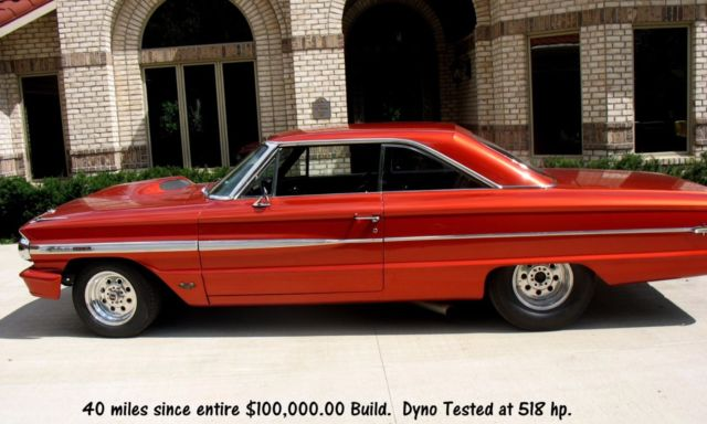 1964 Galaxie XL 427 Side Oiler Pro Touring Pro Street for sale in