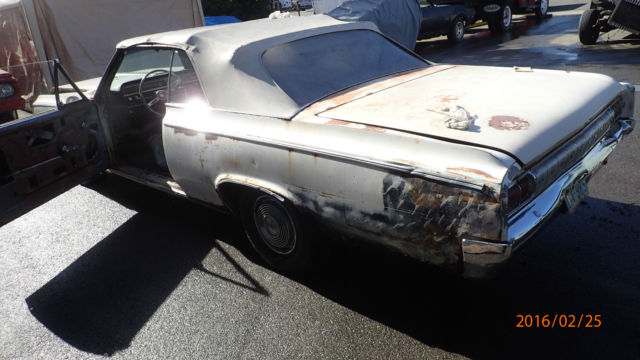 1964 Oldsmobile F85 Deluxe 330 convertible for sale in