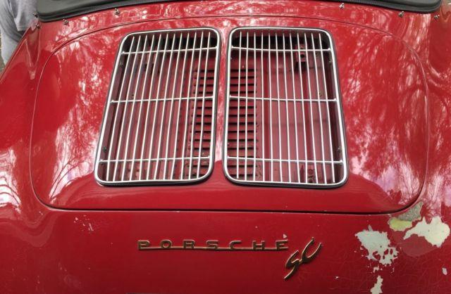 1964 Porsche 356 Sc Cabriolet For Sale In Barrie Ontario