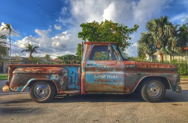 Miami Used Chevrolet >> 1965 Chevrolet C10 Stepside Pick-Up Patina Shop Truck Rat Rod for sale in Miami, Florida, United ...