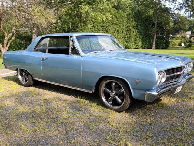 1965 Chevrolet Malibu Chevelle SS TRUE 138 SS for sale in