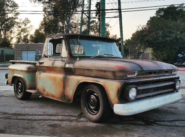 1965 chevy c10 patina truck 62 63 64 66 67 68 69 70 71 72 for sale in downey california united. Black Bedroom Furniture Sets. Home Design Ideas