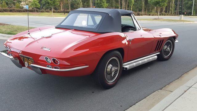 1965 Corvette Restomod for sale in Charlotte, North Carolina