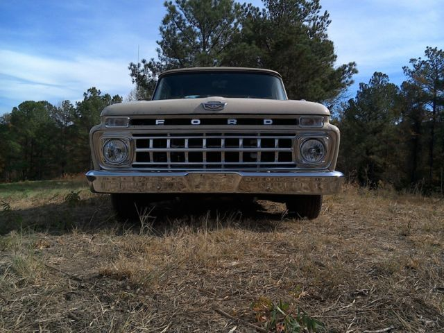 1965 ford f100 interceptor for sale in huntsville alabama. Black Bedroom Furniture Sets. Home Design Ideas