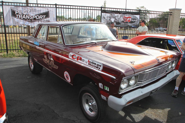 1965 Ford Fairlane 500 Gasser for sale in Hellertown