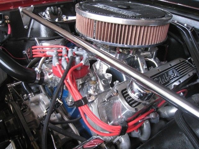 1965 Ford Mustang, 351 Windsor Motor, New Two Tone Paint, Can