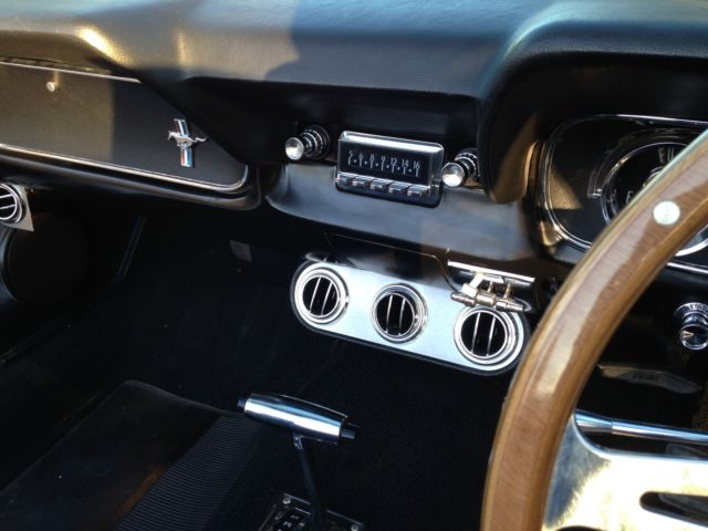 1965 right hand drive ford mustang convertible right hand drive for sale in scottsdale arizona. Black Bedroom Furniture Sets. Home Design Ideas