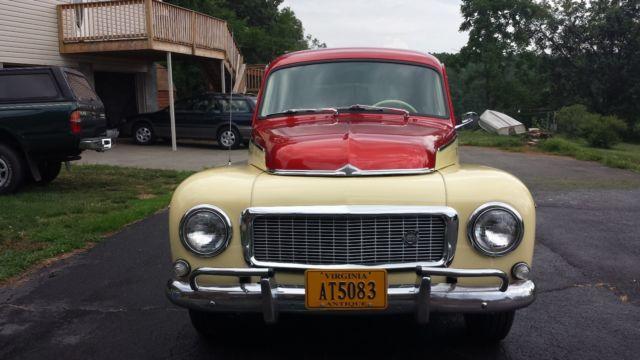 1965 Volvo 544 for sale in Martinsville, Virginia, United ...
