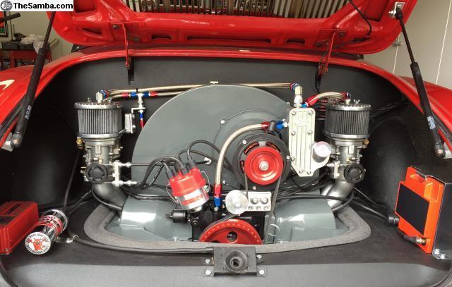 1965 VW Karmann Ghia convertible 2275cc Volkswagen bug bus type 2 1