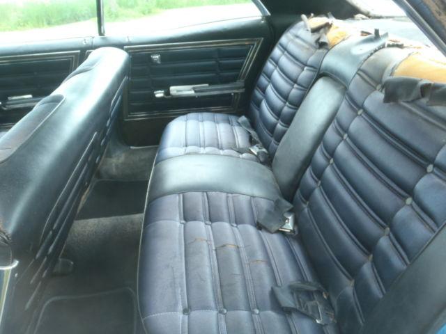 1966 Chevrolet Caprice Hardtop Loaded Estate Car 396