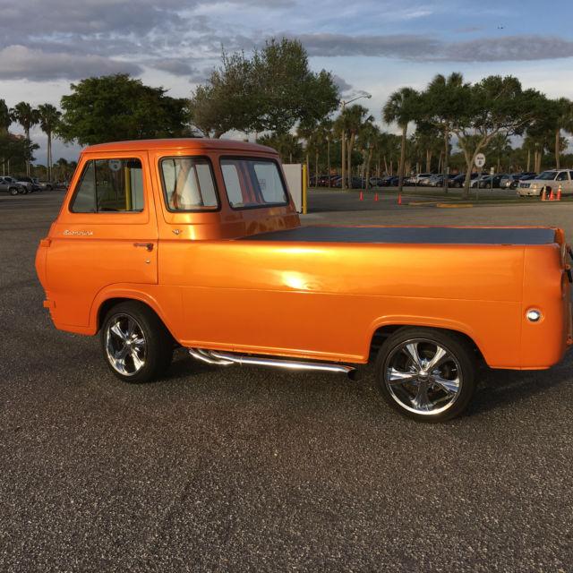 1966 ford econoline pickup rare v8 misfit garage fans for Sarasota motor vehicle registration