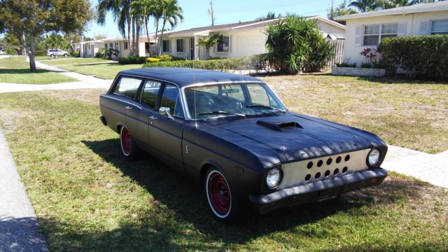 1966 Ford Falcon Street Rod Wagon for sale in North Palm